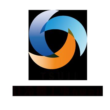 辻冷機工事ロゴ
